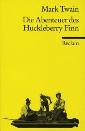 book cover of Die Abenteuer des Huckleberry Finn by Mark Twain