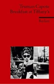 book cover of Frühstück bei Tiffany by Truman Capote