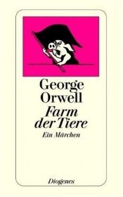 book cover of Farm der Tiere by George Orwell