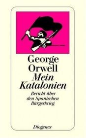 book cover of Mein Katalonien by George Orwell