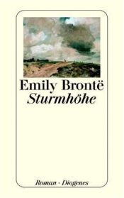 book cover of Sturmhöhe by Emily Brontë