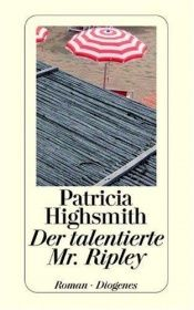 book cover of Der talentierte Mr. Ripley by Patricia Highsmith