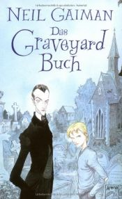 book cover of Das Graveyard-Buch by Neil Gaiman