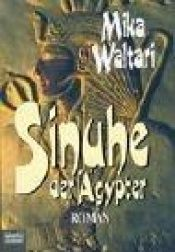 book cover of Sinuhe der Ägypter by Mika Waltari