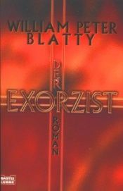 book cover of Der Exorzist by William Peter Blatty