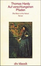 book cover of The Return of the Native by Thomas Hardy