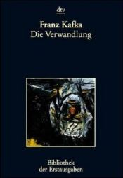 book cover of Die Verwandlung by Franz Kafka