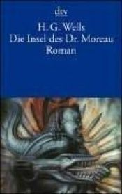 book cover of Die Insel des Dr. Moreau by Herbert George Wells