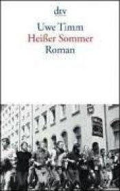 book cover of Heisser Sommer by Uwe Timm