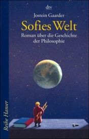 book cover of Sofies Welt by Jostein Gaarder