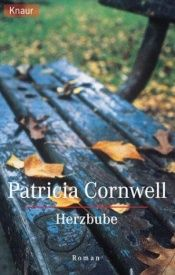 book cover of Herzbube by Patricia Cornwell