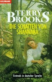 book cover of Die Schatten von Shannara. ( Fantasy). by Terry Brooks