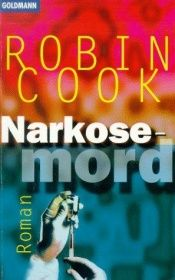 book cover of Narkosemord by Robin Cook