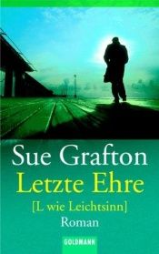 book cover of Letzte Ehre by Sue Grafton