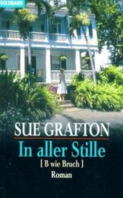 book cover of In aller Stille by Sue Grafton