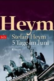 book cover of 5 Tage im Juni by Stefan Heym