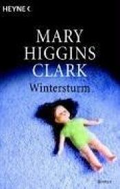 book cover of Wintersturm by Mary Higgins Clark