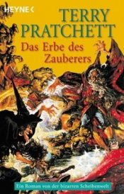 book cover of Das Erbe des Zauberers by Terry Pratchett