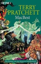 book cover of MacBest by Terry Pratchett
