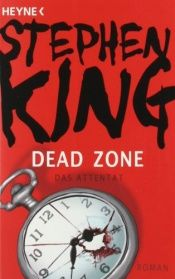 book cover of The Dead Zone by Stephen King