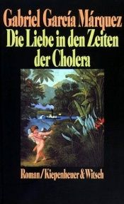 book cover of Kærlighed i Koleraens Tid by Gabriel García Márquez