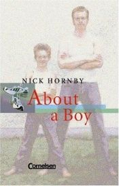 book cover of About a Boy by Nick Hornby