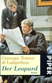 book cover of Der Gattopardo by Giuseppe Tomasi di Lampedusa