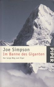 book cover of Im Banne des Giganten by Joe Simpson