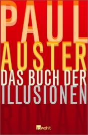 book cover of Das Buch der Illusionen by Paul Auster