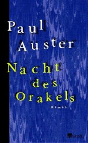 book cover of Nacht des Orakels by Paul Auster