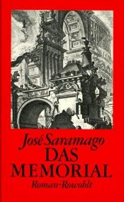 book cover of Das Memorial by José Saramago