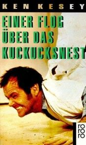 book cover of One Flew Over the Cuckoo's Nest by Ken Kesey