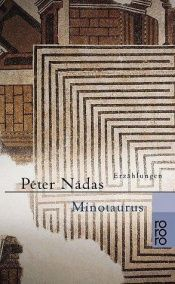 book cover of Minotauros by Péter Nádas