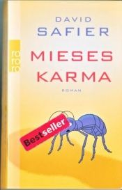 book cover of Mieses Karm by David Safier