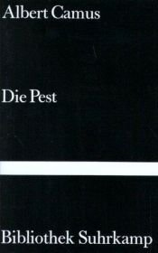 book cover of Die Pest by Albert Camus