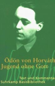 book cover of Jugend ohne Gott by Odon Von Horvath
