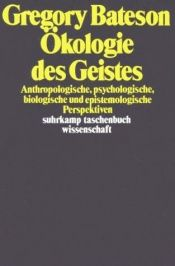 book cover of Ökologie des Geistes by Gregory Bateson