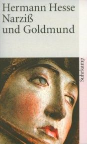 book cover of Narziß und Goldmund by Hermann Hesse
