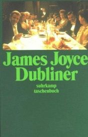 book cover of Dubliner by James Joyce