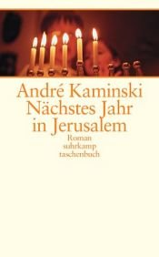 book cover of Nästa år i Jerusalem by Andre Kaminski
