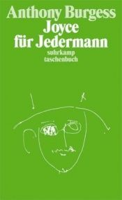 book cover of Joyce für Jedermann by Anthony Burgess