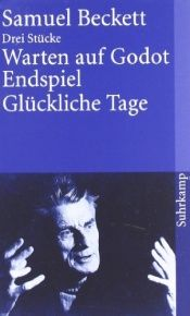 book cover of Warten auf Godot by Samuel Beckett