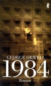book cover of Vuonna 1984 by George Orwell