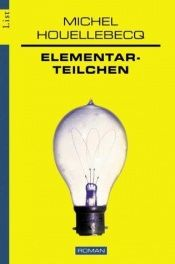 book cover of Elementarteilchen by Michel Houellebecq
