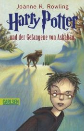book cover of Harry Potter und der Gefangene von Askaban by Joanne K. Rowling