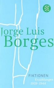 book cover of Fiktionen by Jorge Luis Borges
