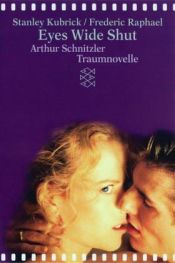 book cover of Traumnovelle by Arthur Schnitzler