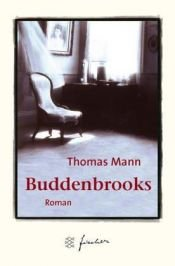 book cover of Buddenbrooks by Thomas Mann