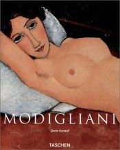 book cover of Modigliani by Christian Parisot
