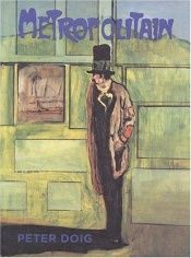 book cover of Peter Doig : Metropolitain by Peter Doig